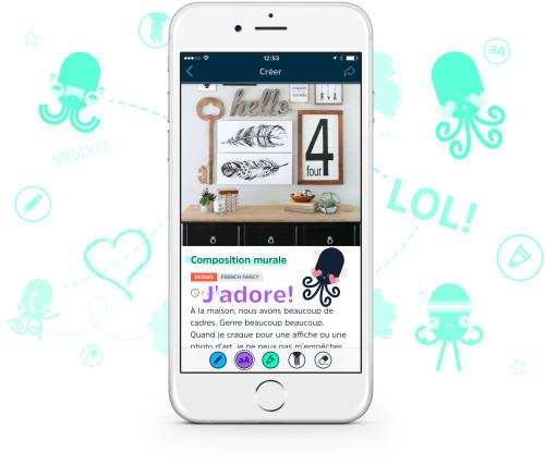 squid 2 1 500x426 Squid pour iOS : choisissez lactualité qui vous intéresse !
