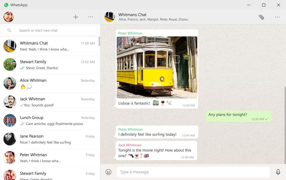 whatsapp pc mac WhatsApp propose enfin une app officielle pour PC et Mac