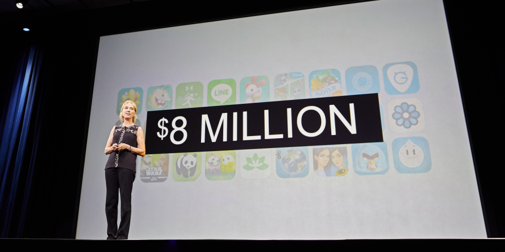 apps for earth e1466241769628 Apple a levé 8 millions de dollars grâce à sa campagne WWF