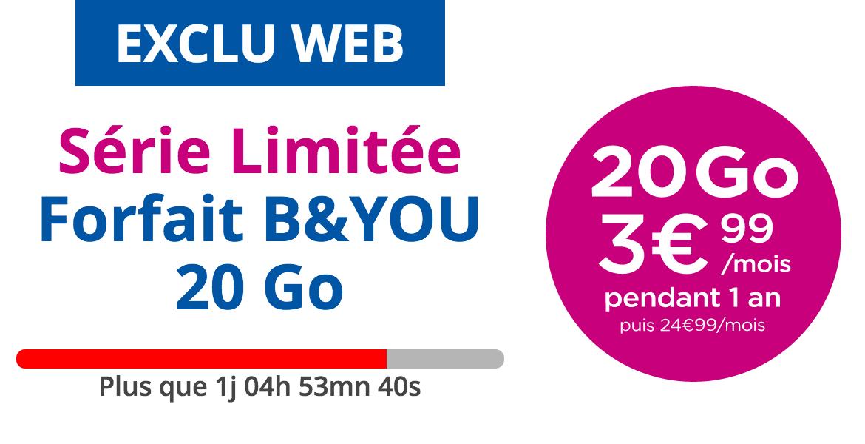 offre bandyou Offres mobile : 6 mois de gratuité avec Free ou un an à 3,99€/mois avec Bouygues