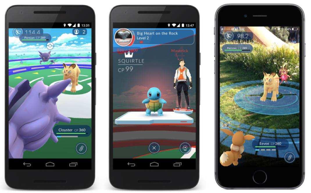 Pokemon Go Pokémon GO : le phénomène planétaire sort en France
