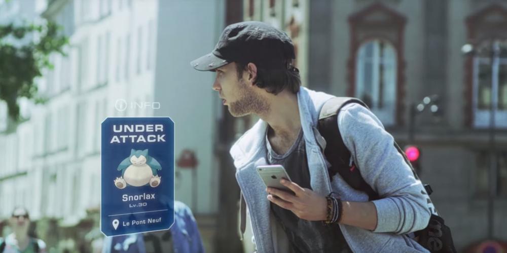 pokemon go e1468746967520 Pokémon GO : le jeu phénomène enfin disponible en France