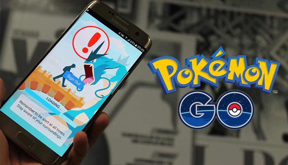 pokemon go Pokémon GO 1.1.0 : plusieurs problèmes corrigés par la mise à jour !