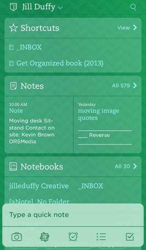 407820 evernote Étudiant   App Store : les applications indispensables !