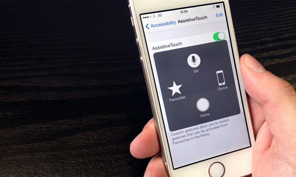 Assistive Touch Astuce bouton iPhone qui ne marche plus, la solution