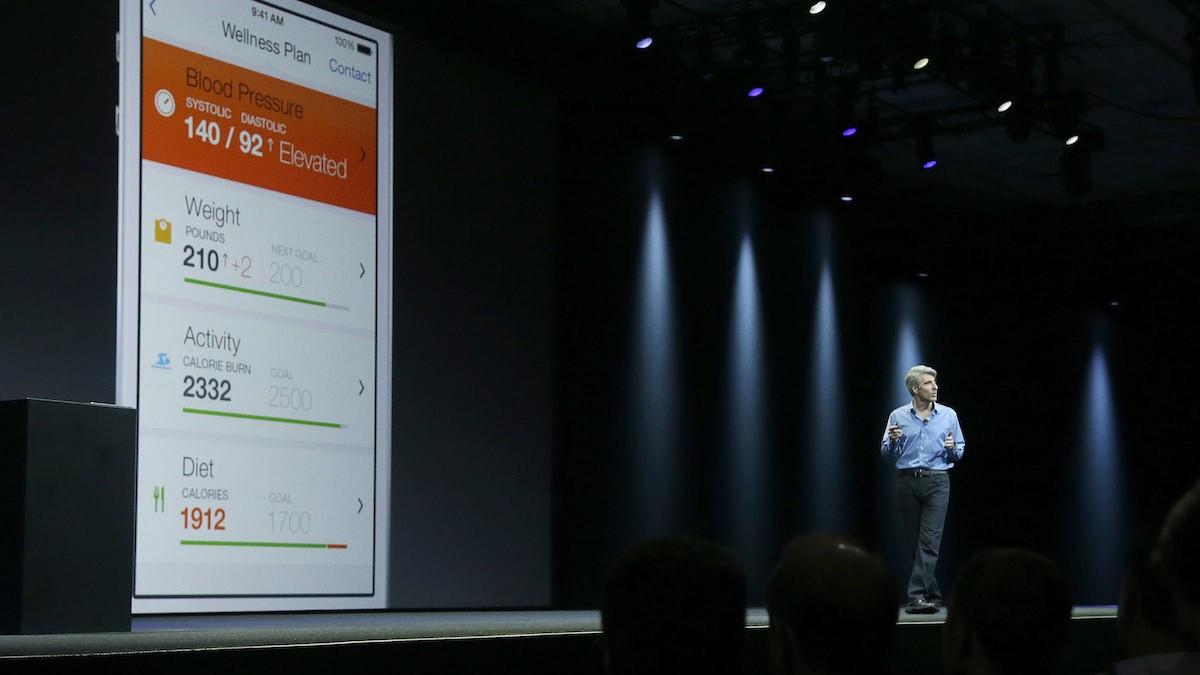 Apple rachète Gliimpse pour gérer des données médicales