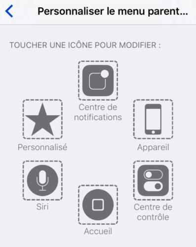 Astuce bouton iPhone qui ne marche plus, la solution