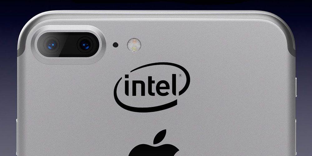 intel iPhone : des processeurs Intel à partir de 2018 ?
