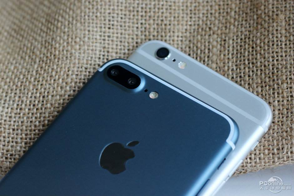 iphone pro bleu iphone 6s 9 iPhone 7 Bleu nuit : photos dun prototype ou clone sous iOS 10