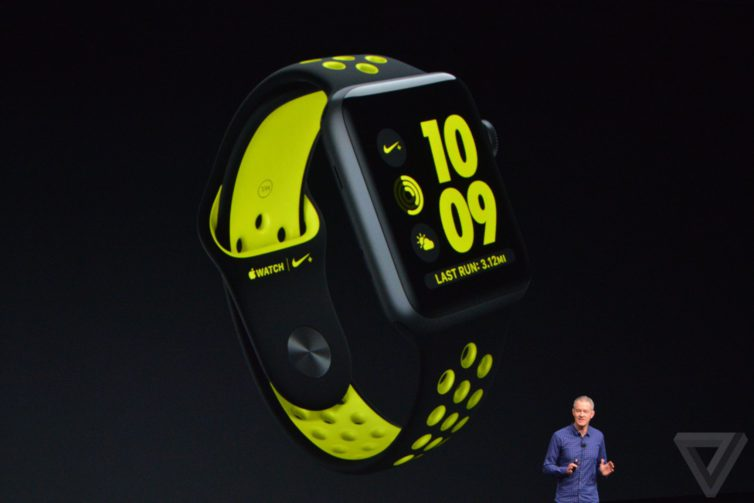 apple watch nike 754x503 iPhone 7 / Apple Watch 2 : prix, nouveautés et dates de sortie
