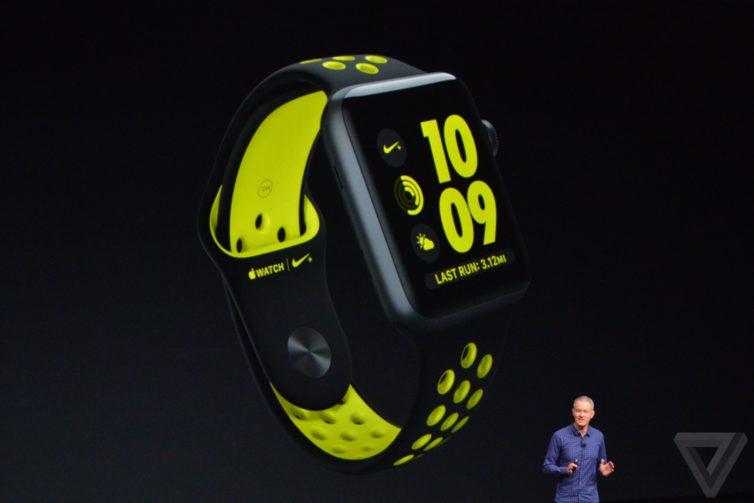 apple watch nike 754x503 iPhone 7 / Apple Watch 2 : prix, nouveautés et dates de sortie