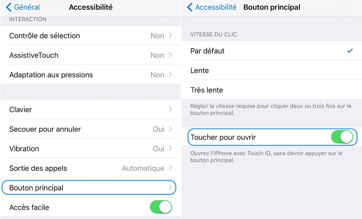 ios 10 aide 1 iOS 10 : 13 astuces pour se simplifier la vie !