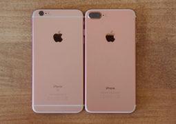 iPhone 7 vs iPhone 6s : test de rapidité