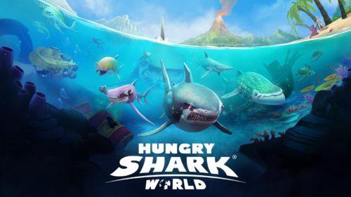 hungry shark world 500x281 Les 5jeux sur mobile les plus ridicules sur le marché