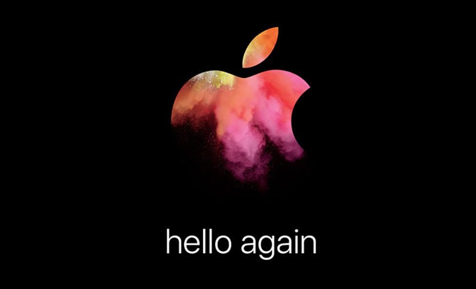 keynote hello again Apple annonce un keynote spécial Mac pour le 27 octobre prochain