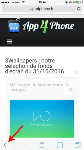 safari asture 3 281x500 Safari : 6 astuces très utiles sur votre iPhone et iPad