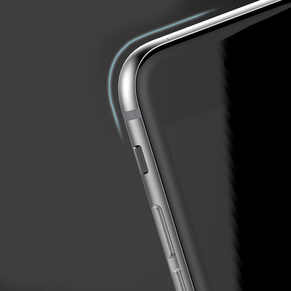 2 2 Protection décran iPhone 7 / 7 Plus intégrale 3D incurvée (App4Shop)