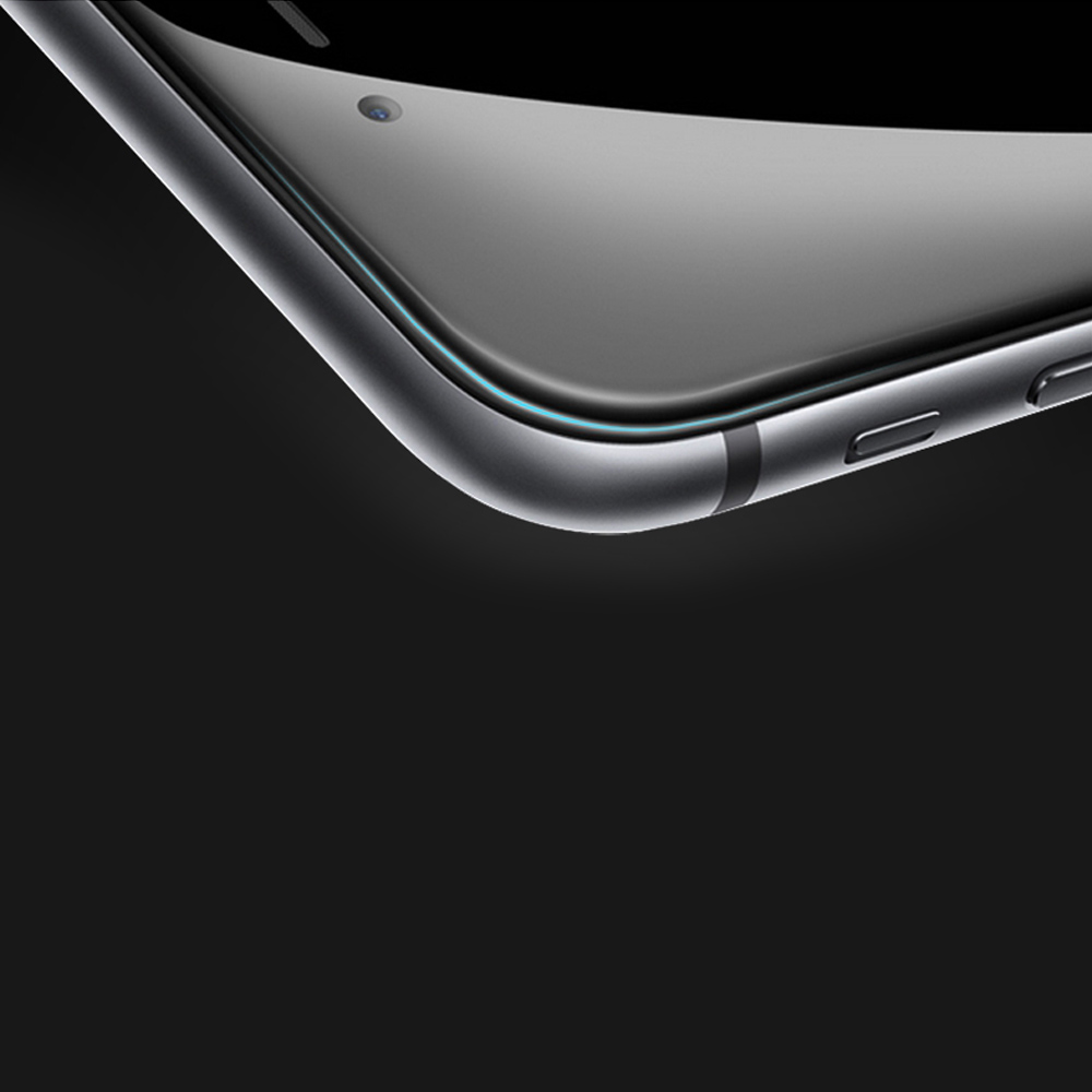 3 1 Protection décran iPhone 7 / 7 Plus intégrale 3D incurvée (App4Shop)