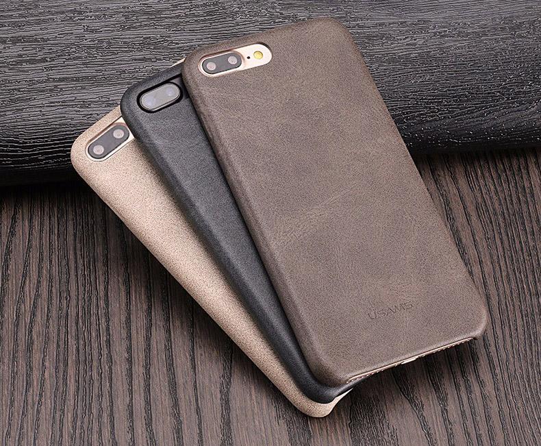 7 Coque en cuir pour iPhone 7 et 7 Plus (App4Shop)