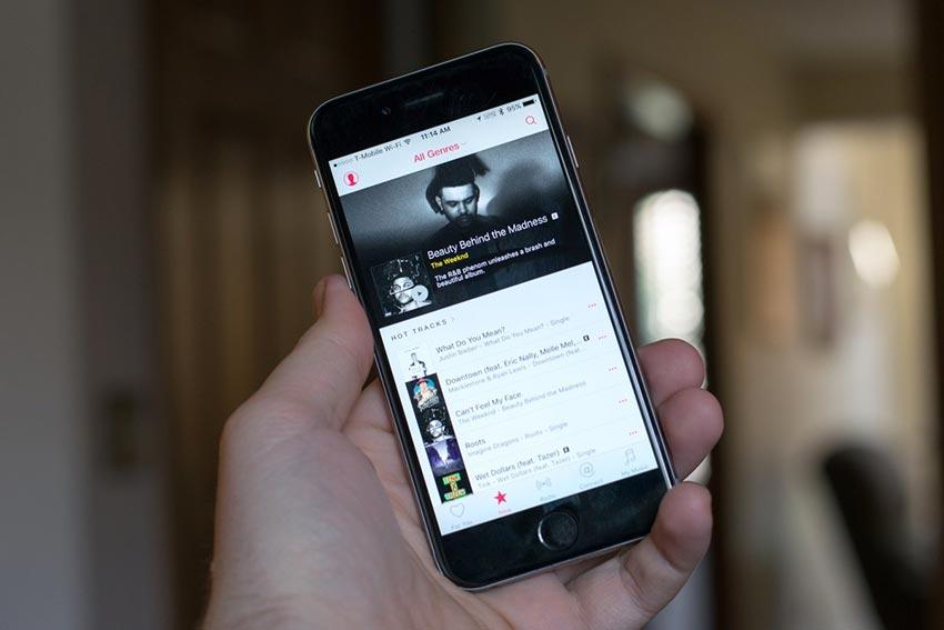 apple music Stockage iPhone saturé : Libérer de l'espace grâce à la bibliothèque musicale