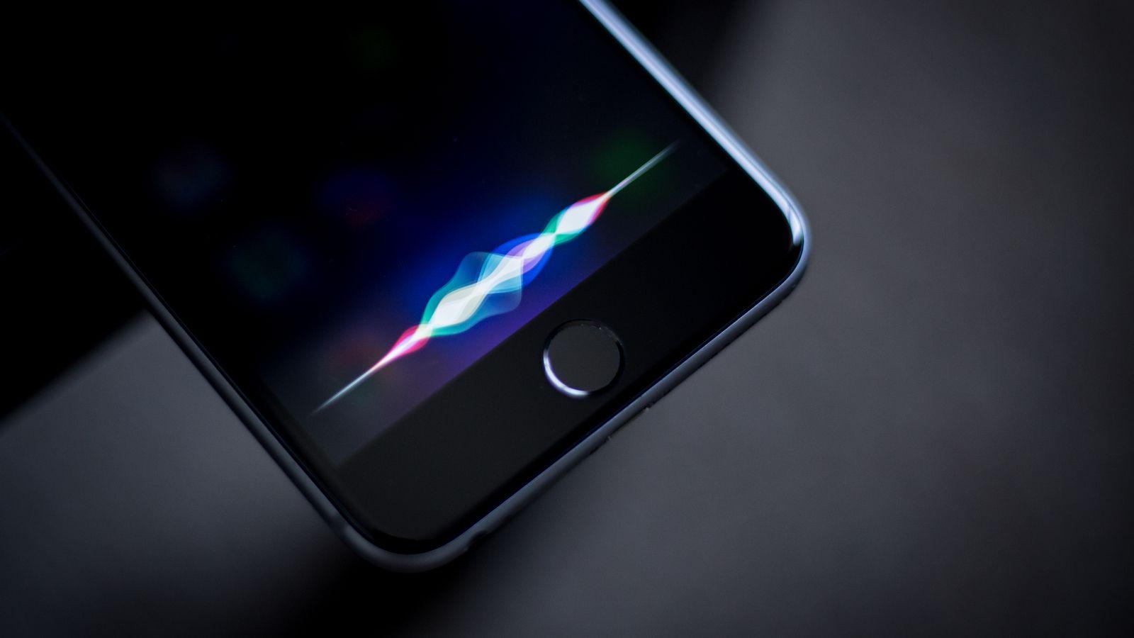 10 réglages Siri