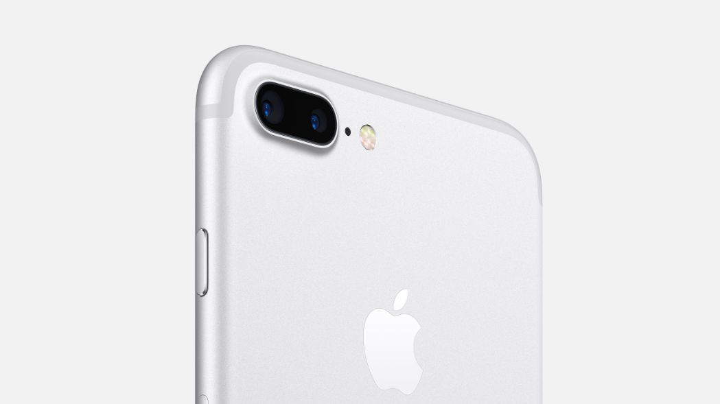 L'iPhone 7 bientôt disponible dans le coloris blanc verni?