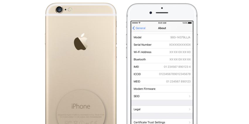 Apple Verifier Numero De Serie Iphone