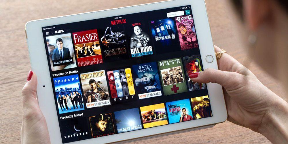 netflix Netflix : regardez vos séries hors ligne sur iPhone ou iPad