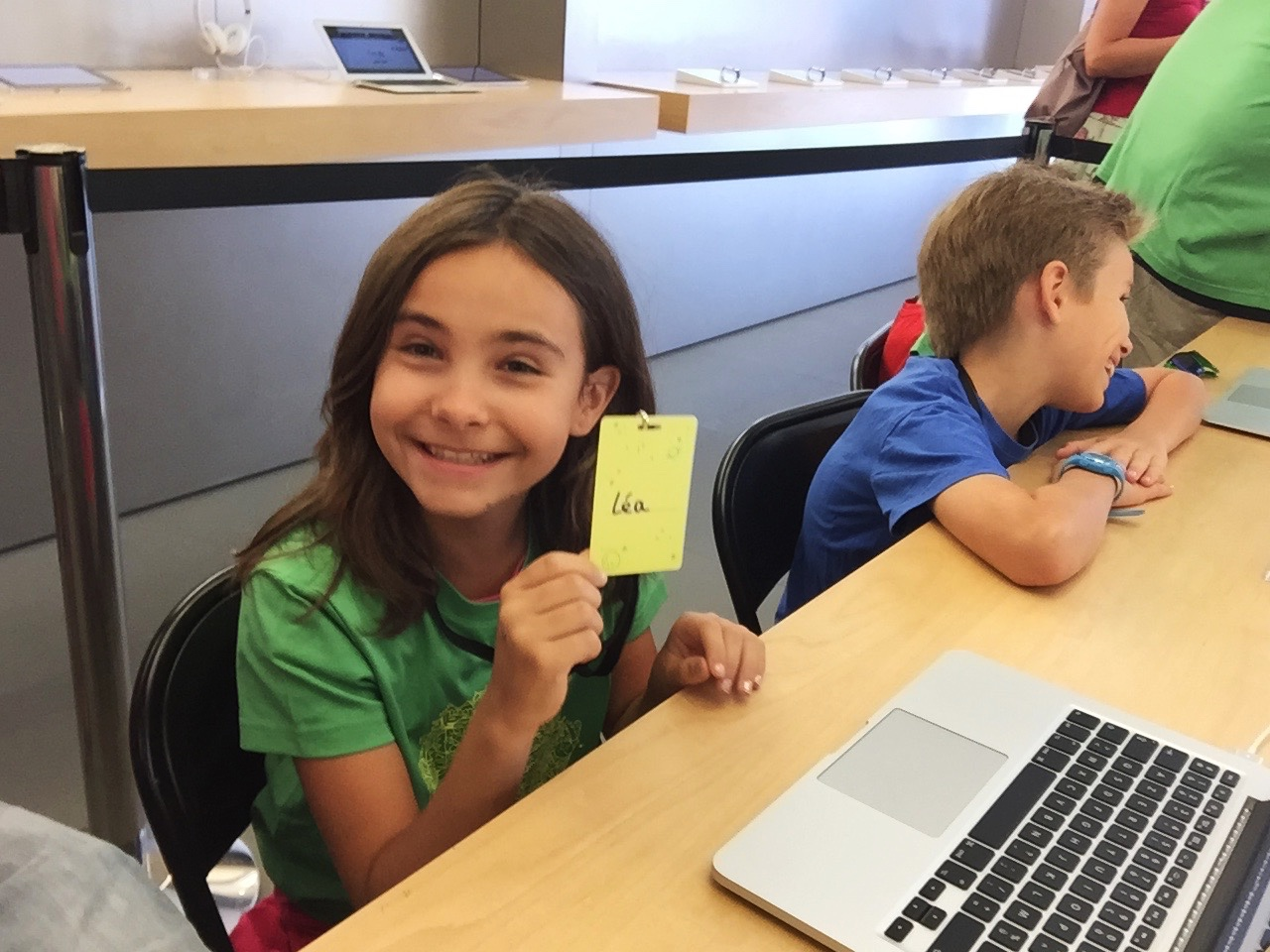 imalaune Sortie scolaire : Destination Apple Store pour léducation de nos enfants