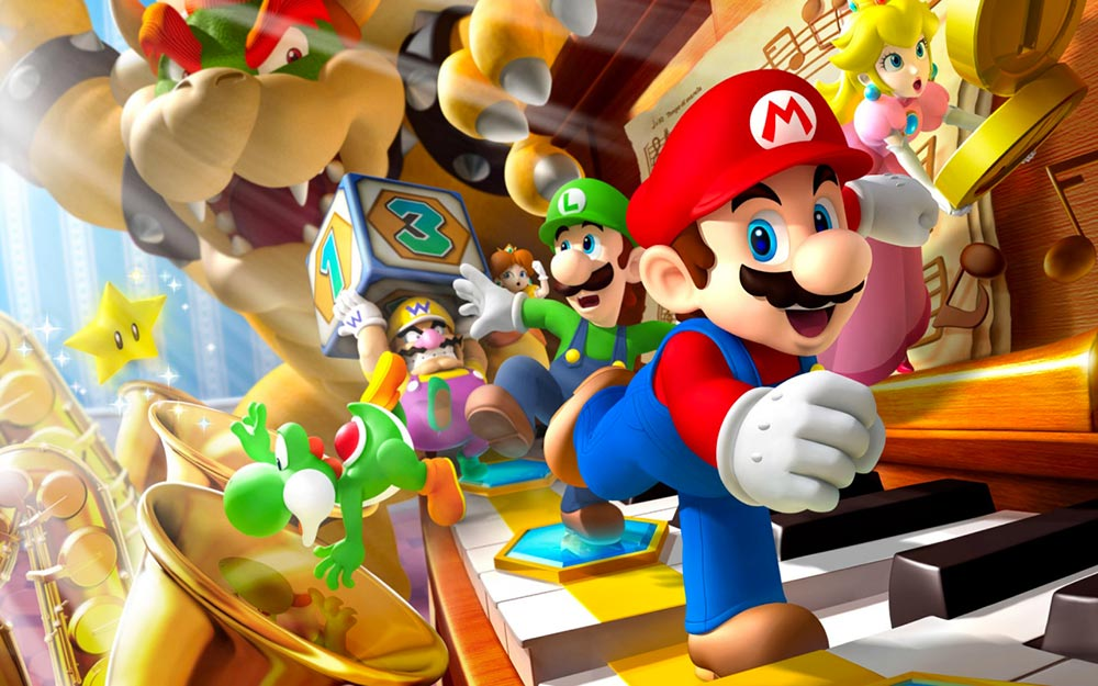 super mario run Super Mario Run disponible au téléchargement sur l'App Store