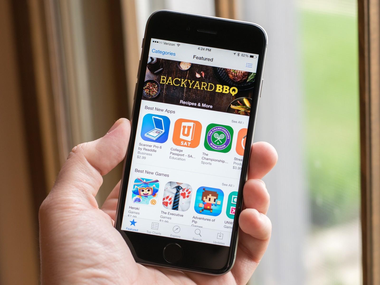 app store 1 iOS 10.3 : les développeurs pourront répondre aux avis sur lApp Store