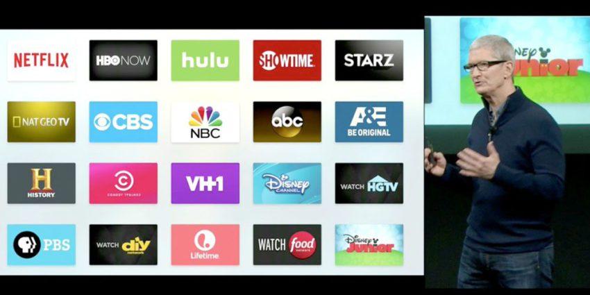 apple tv series Apple Music : vers des séries TV originales avant la fin de lannée ?