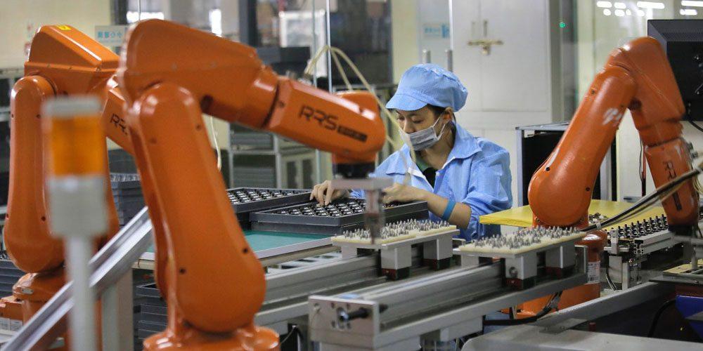 foxconn Foxconn veut automatiser ses usines intégralement