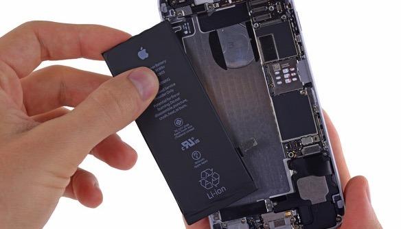 iphone 6 batterie iPhone 6 : aucun programme de remplacement ne serait prévu par Apple