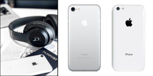 iphone 7 blanc de jais 500x250 Un iPhone 7 blanc repéré dans une pub Beats sur Instagram ?