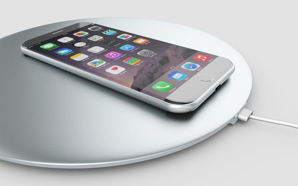 iphone 8 recharge sans fil iPhone 8 : les composants nécessaires à la recharge sans fil sont en production