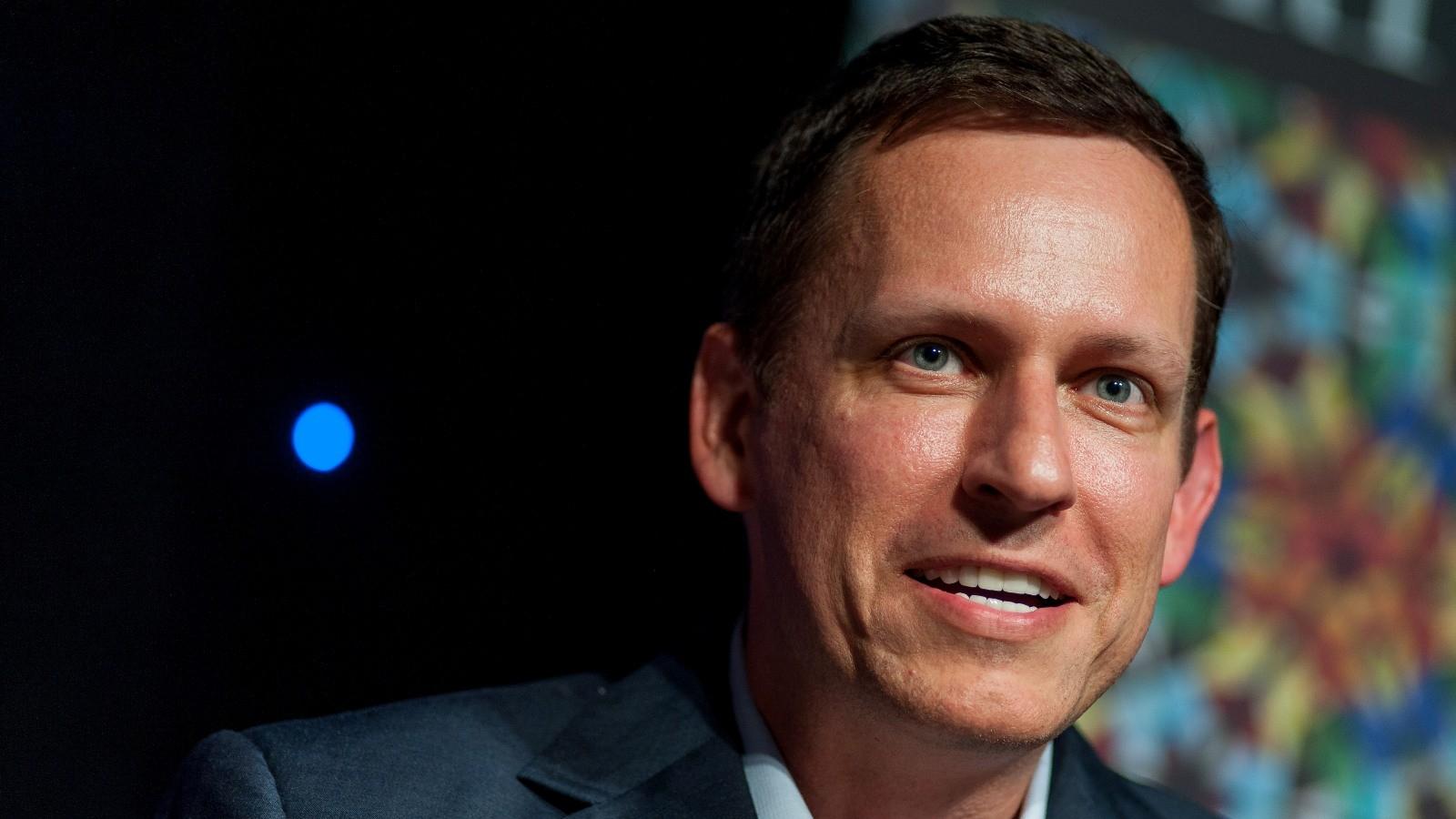 peter thiel Pour Peter Thiel, le co fondateur de PayPal, Apple est à lagonie