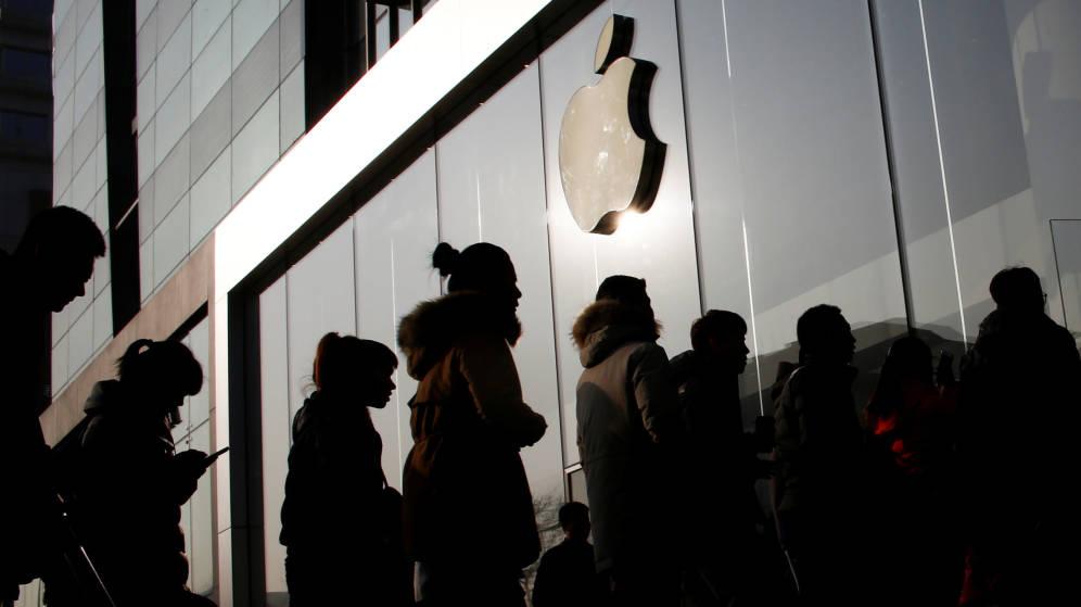 apple Apple : CA de 78,4 milliards $ au 1er trimestre fiscal de 2017