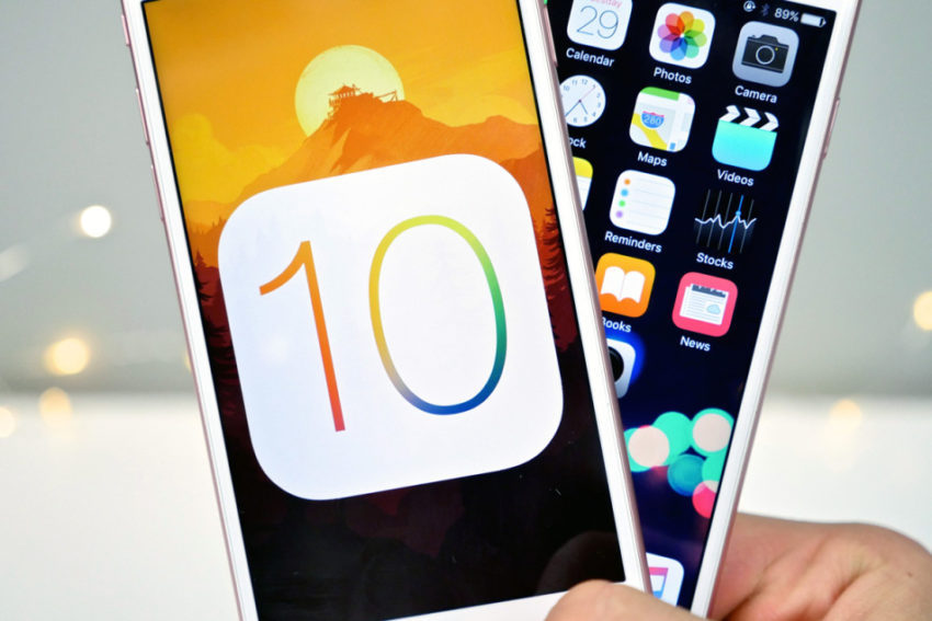 ios 10 850x567 Apple ne signe plus iOS 10.2.1 et iOS 10.3