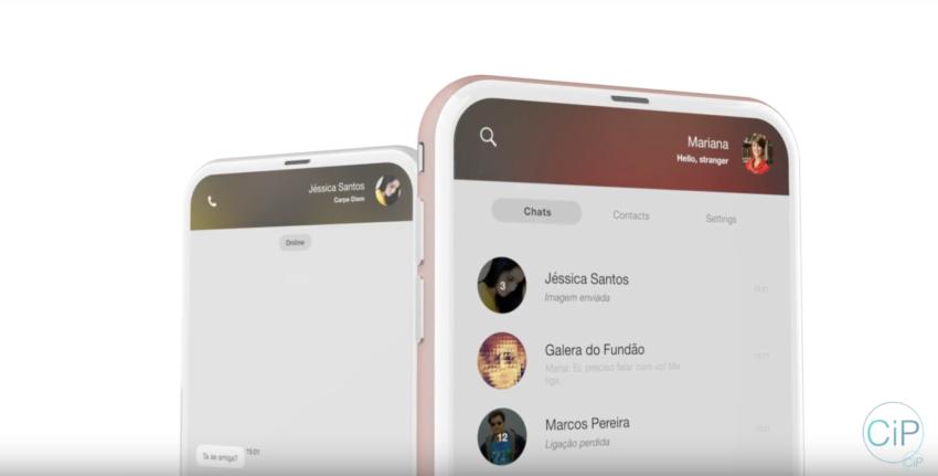 iphone 8 concept iPhone 8 : des ventes supérieures à celles du Galaxy S8 de Samsung ?