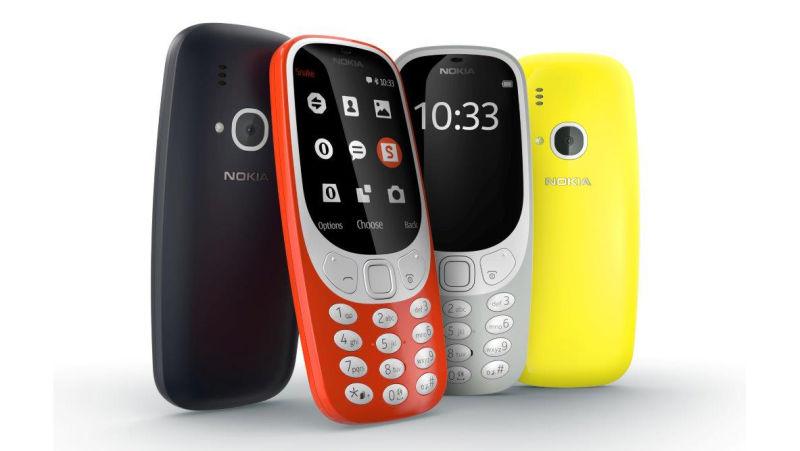 nokia 3310 Mobile World Congress 2017 : lorsque le Nokia 3310 se met à jour !