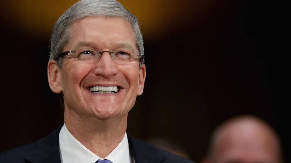 tim cook Tim Cook vend de nouvelles actions Apple en ce début de février