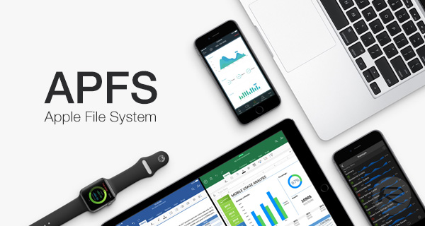 Apfs iOS 10.3 : votre appareil ne fonctionnera plus jamais de la même manière