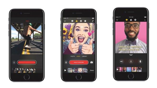 Apple Clips Apple dévoile Clips, sa nouvelle application de montage vidéo pour iOS