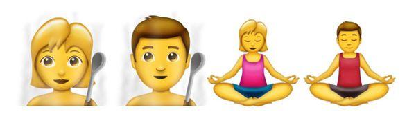 Emojis 2017 2 Découvrez les nouveaux Emojis qui arriveront sur iOS dès cet été