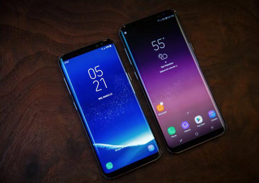 Galaxy S8 5 Samsung Galaxy S8/S8+ : caractéristiques, prix et date de sortie