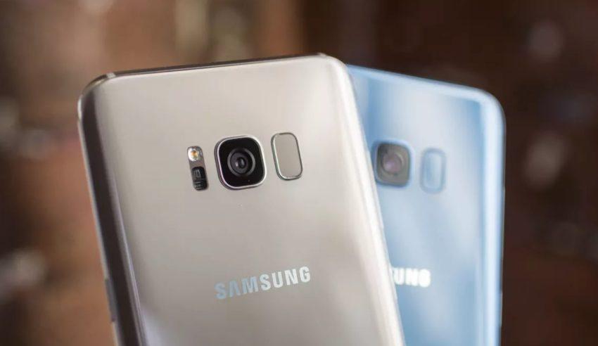 Galaxy S8 8  Samsung Galaxy S8/S8+ : caractéristiques, prix et date de sortie