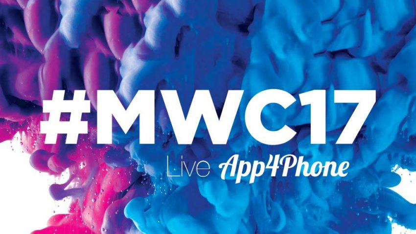 LiveMWCApp4Phone MWC 2017 : suivez en direct lévénement avec App4Phone