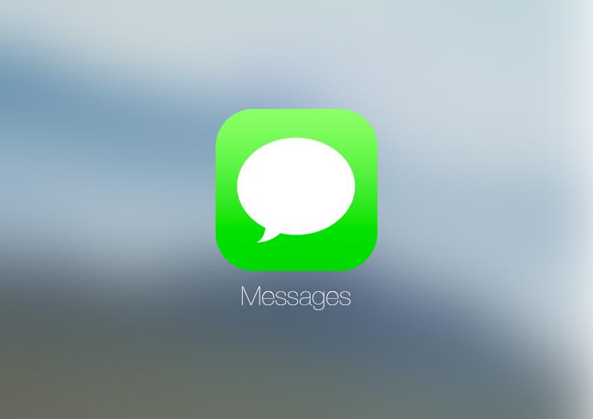 iMessage Astuce : ne plus recevoir des notifications iMessage dinconnus