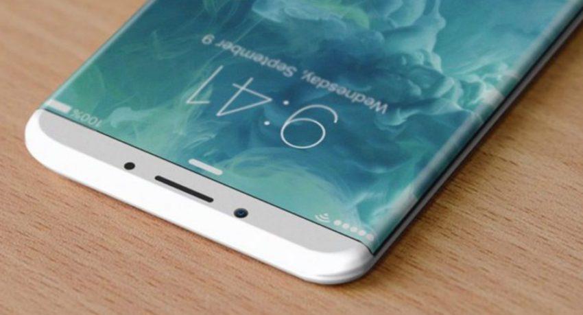 iphone 8 La caméra frontale 3D de liPhone 8 semble se confirmer